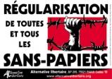 regularisationsanspapier